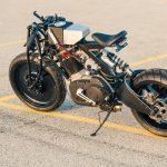 Buell 'Franken Blast' 500 - Industrial Look Custom 7