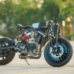 Buell 'Franken Blast' 500 - Industrial Look Custom 32