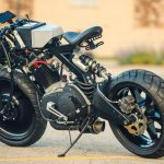 Buell 'Franken Blast' 500 - Industrial Look Custom 44