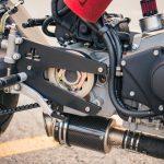 Buell 'Franken Blast' 500 - Industrial Look Custom 19