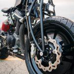 Buell 'Franken Blast' 500 - Industrial Look Custom 24