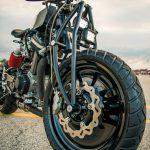 Buell 'Franken Blast' 500 - Industrial Look Custom 29