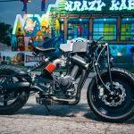 Buell 'Franken Blast' 500 - Industrial Look Custom 21
