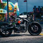 Buell 'Franken Blast' 500 - Industrial Look Custom 26
