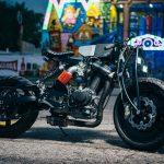 Buell 'Franken Blast' 500 - Industrial Look Custom 31