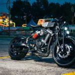 Buell 'Franken Blast' 500 - Industrial Look Custom 35