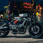 Buell 'Franken Blast' 500 - Industrial Look Custom 39