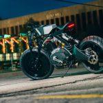Buell 'Franken Blast' 500 - Industrial Look Custom 43