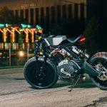 Buell 'Franken Blast' 500 - Industrial Look Custom 3