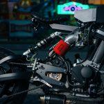 Buell 'Franken Blast' 500 - Industrial Look Custom 28