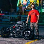Buell 'Franken Blast' 500 - Industrial Look Custom 37