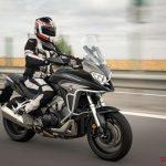 Honda VFR800X Crossrunner Video Review 8