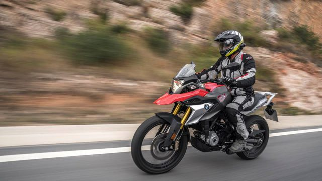 BMW G 310 GS Review - First Ride Video 2