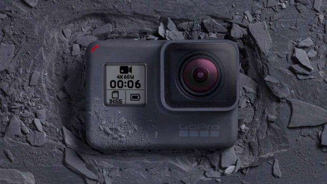GoPro Hero6 unveiled - new features and price 1