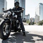 Triumph Bobber's evil twin. Meet the black edition 3