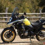 2017 Suzuki V-Strom 650 XT Video Review 11