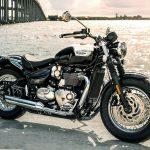 New Bonneville Speedmaster. Triumph strikes again 4
