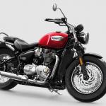 New Bonneville Speedmaster. Triumph strikes again 12