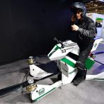 Flying motorcycle for Dubai Police force 3
