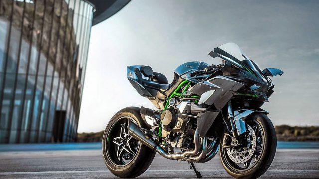 Sport-Touring Ninja H2R incoming. Kawasaki Teaser VIDEO 1