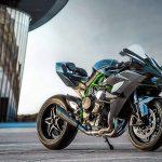 Sport-Touring Ninja H2R incoming. Kawasaki Teaser VIDEO 4