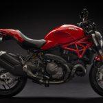 Updated Ducati Monster 821 for 2018 9