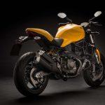 Updated Ducati Monster 821 for 2018 3