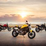 Updated Ducati Monster 821 for 2018 7
