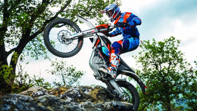2018 KTM Freeride E XC electric enduro 04