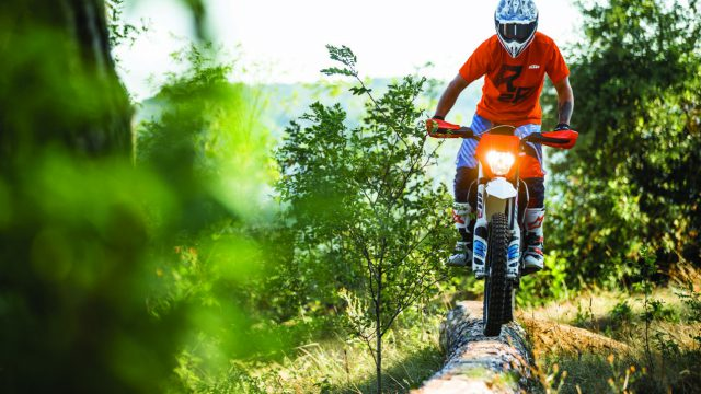 2018 KTM Freeride E XC electric enduro 19