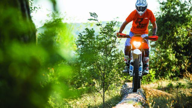 2018 KTM Freeride E XC electric enduro 19