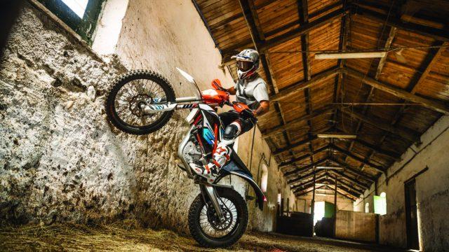 2018 KTM Freeride E XC electric enduro 20