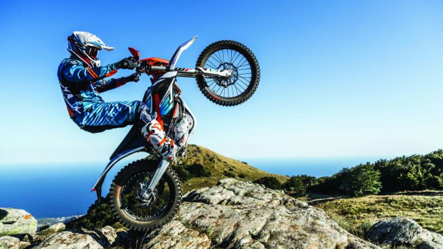 2018 KTM Freeride E XC electric enduro 26
