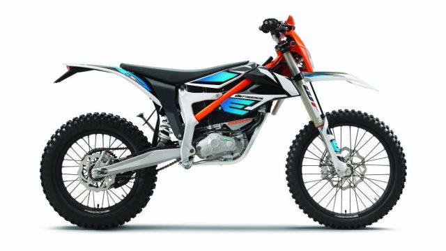 2018 KTM Freeride E XC electric enduro 29