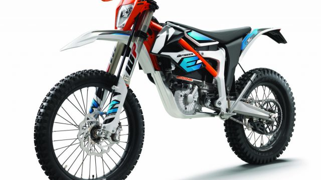 New KTM Freeride E-XC revealed for 2018 1