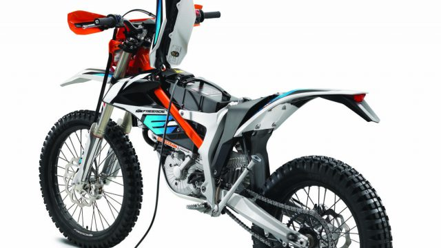 2018 KTM Freeride E XC electric enduro 31