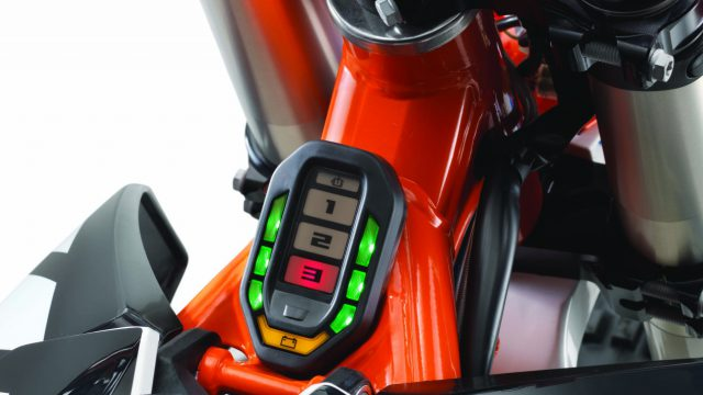 2018 KTM Freeride E XC electric enduro 37