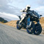 New Yamaha Niken - This is not a concept 12