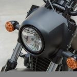 INDIAN SCOUT BOBBER Launch test: Boy Scout 5