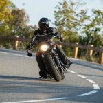 INDIAN SCOUT BOBBER Launch test: Boy Scout 13