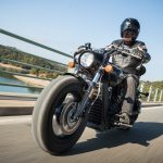 INDIAN SCOUT BOBBER Launch test: Boy Scout 21