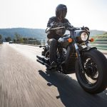 INDIAN SCOUT BOBBER Launch test: Boy Scout 4