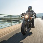 INDIAN SCOUT BOBBER Launch test: Boy Scout 6