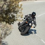 INDIAN SCOUT BOBBER Launch test: Boy Scout 8