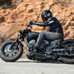 INDIAN SCOUT BOBBER Launch test: Boy Scout 14