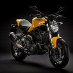 Updated Ducati Monster 821 for 2018 11
