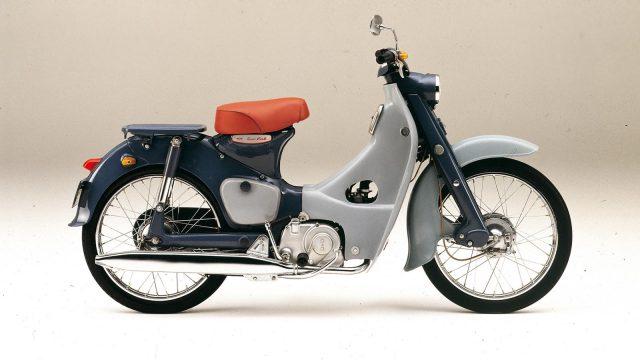 100 million Honda Super Cubs produced 1
