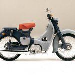 100 million Honda Super Cubs produced 2