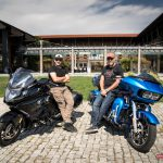 BMW K1600B vs. Road Glide Ultra. Better than a Harley-Davidson? 3