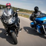 BMW K1600B vs. Road Glide Ultra. Better than a Harley-Davidson? 2